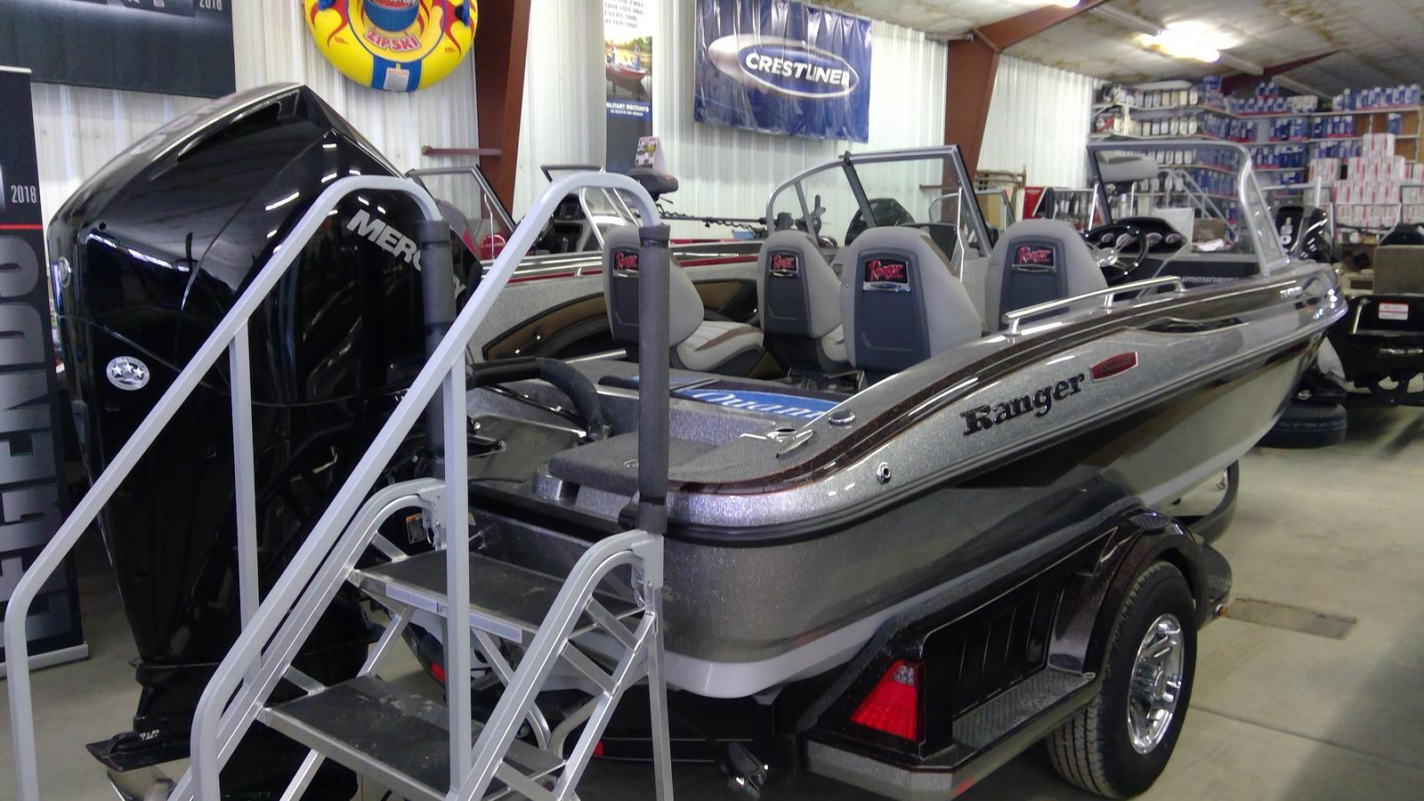 Inventory from Ranger and Sea Ray Quam's Marine & Motor Sports