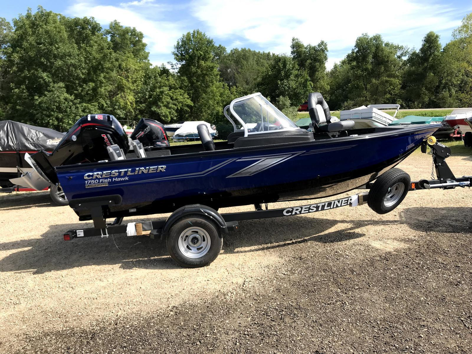 Inventory from Crestliner and Ranger Quam's Marine & Motor