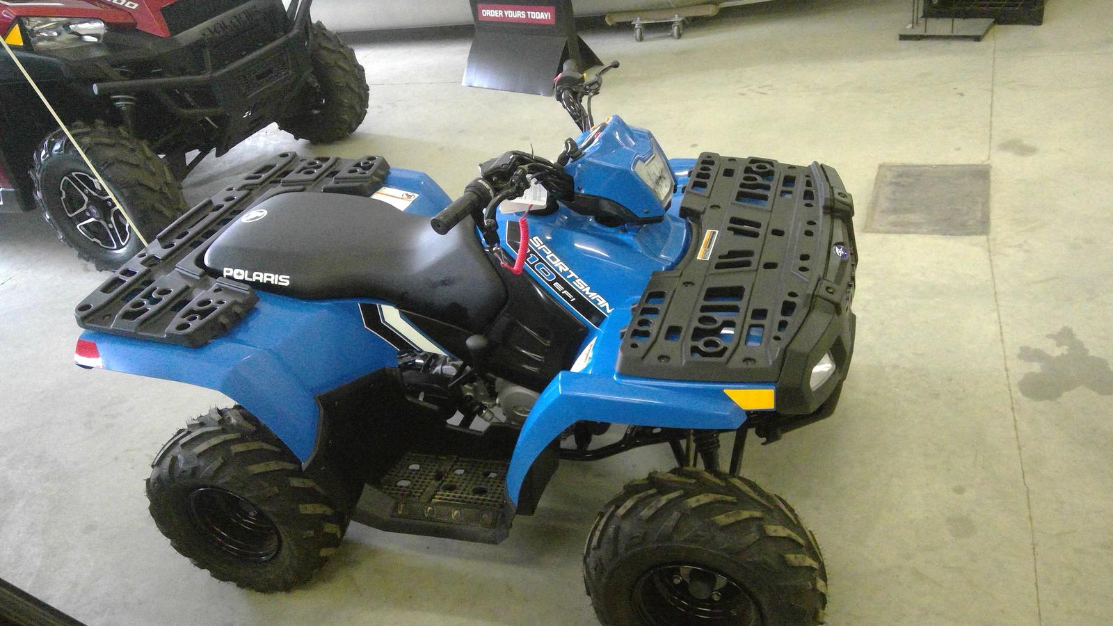 2017 Polaris Industries SPORTSMAN 110