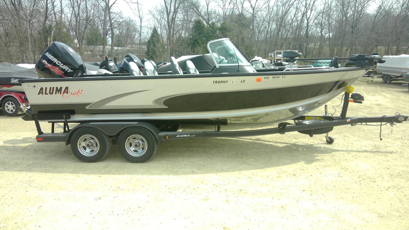 Used Boats and Pontoons Quam's Marine & Motor Sports