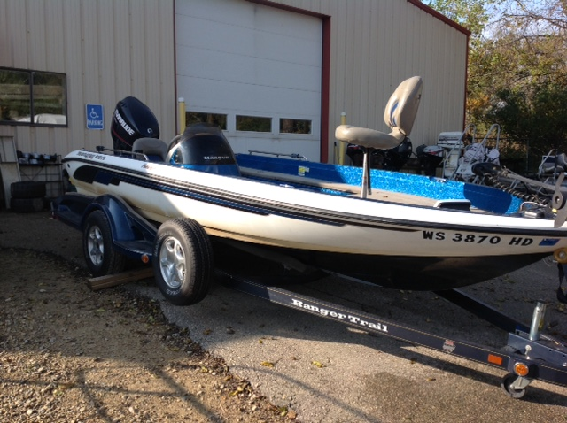 Inventory from Ranger and Sea Ray Quam's Marine & Motor