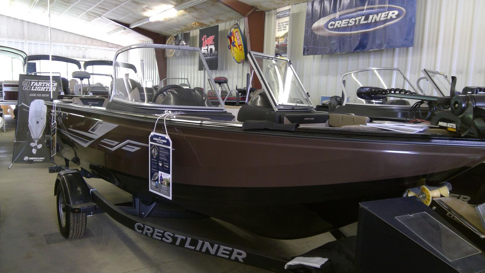 Inventory from Crestliner and Yamaha Quam's Marine & Motor Sports
