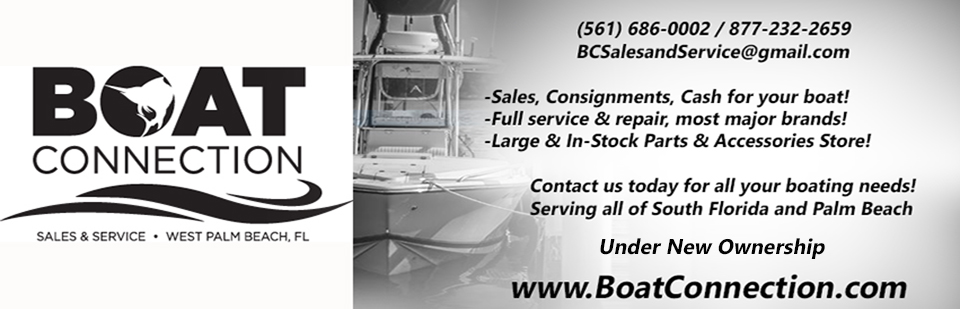 Boat Connection Sales and Service boat dealer in West Palm Beach