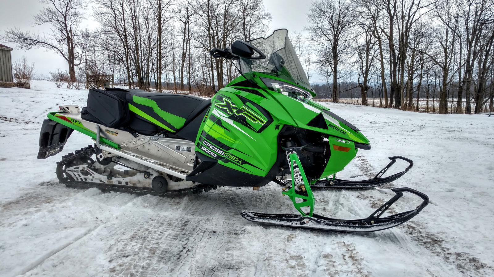 Snowmobile from Arctic Cat Kneppco Equipment LLC & Big Bear