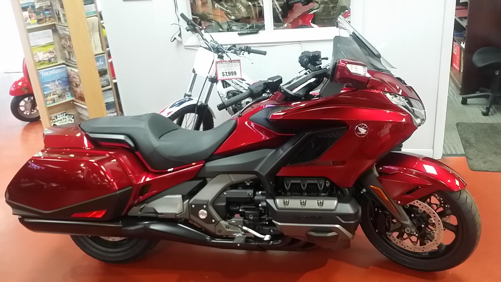 2018 Honda GOLD WING DCT GL1800BD for sale in Lancaster, PA ...