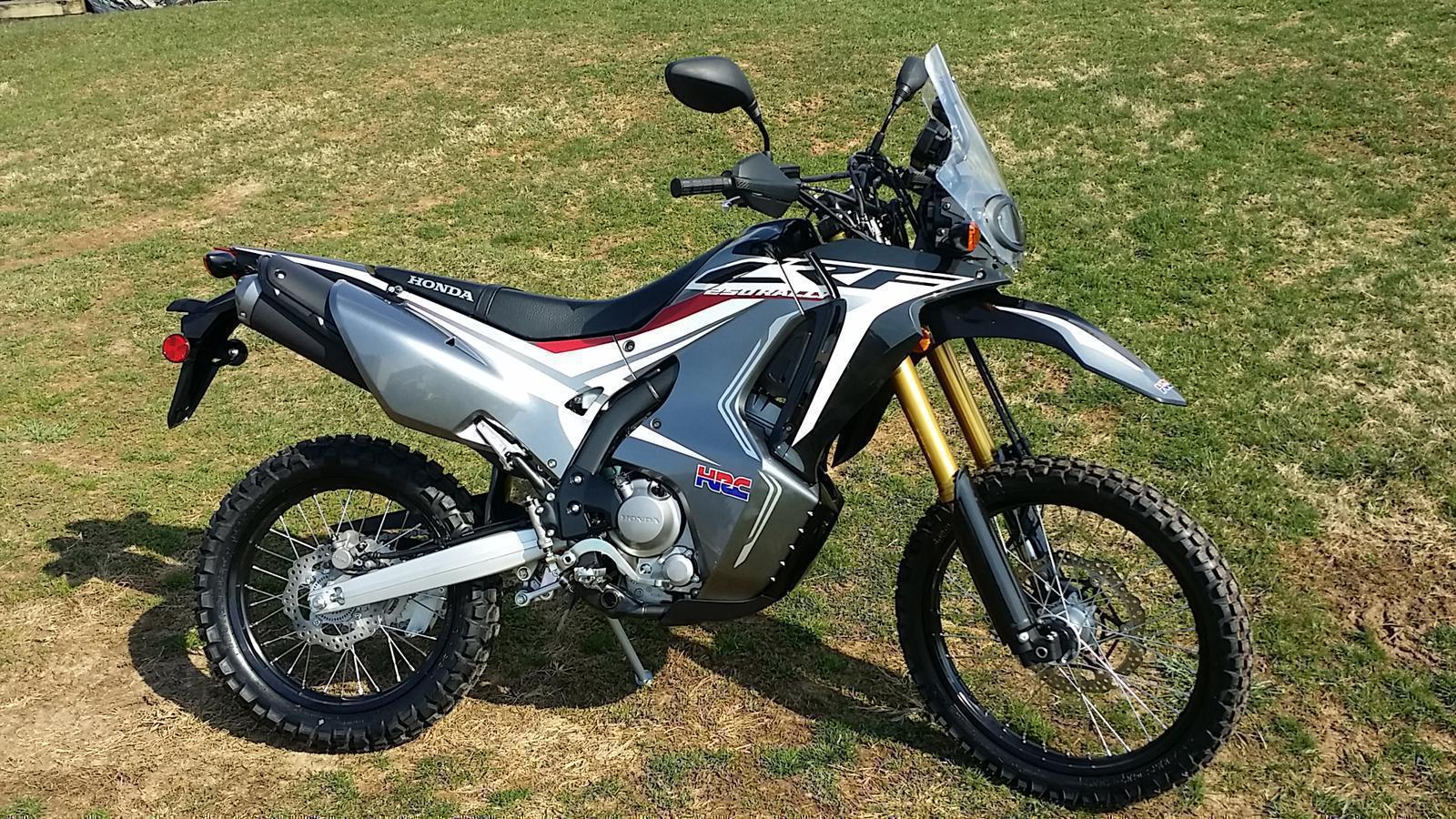 2018 Honda Crf250l Rally Abs For Sale In Lancaster Pa Lancaster