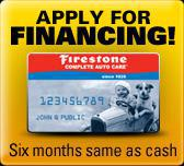 Apply for Financing! Six months same as cash.