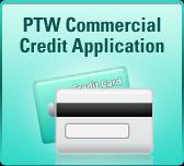 PTW Commercial Credit Application