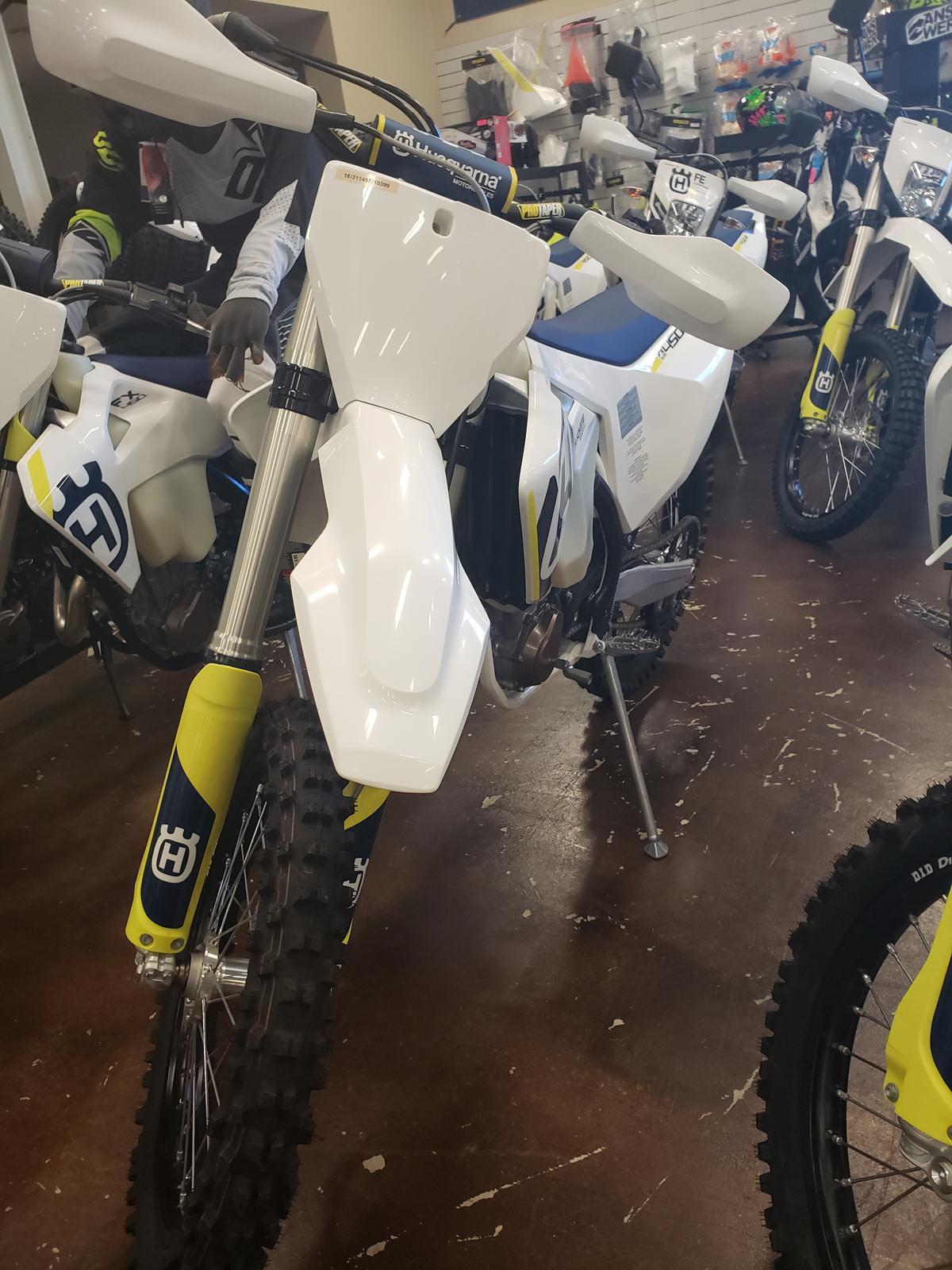 2018 Husqvarna Motorcycles FX 450