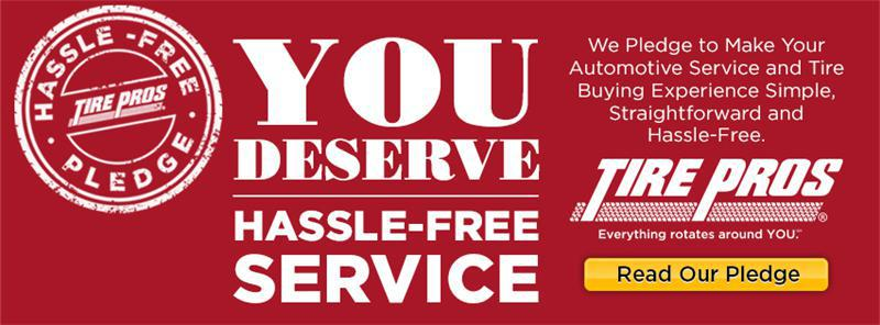 Hassle-Free Service