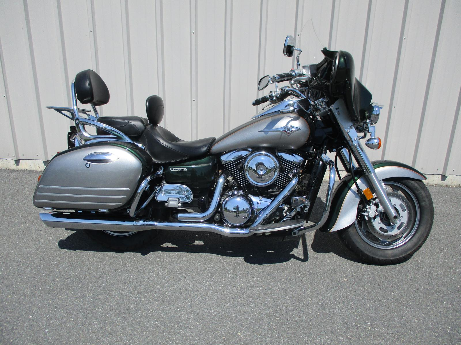 2006 Kawasaki Vulcan 1600 Nomad For Sale In Queensbury Ny Fuel Filter Sportline Power Products 518 792 4655