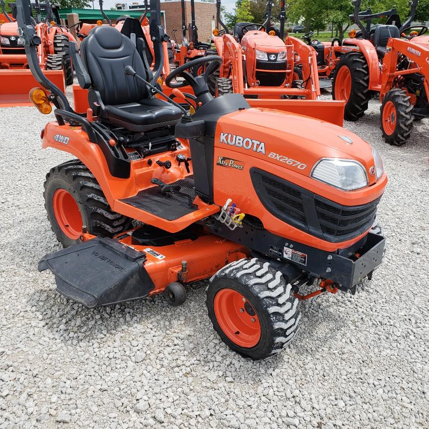 Inventory From Kubota And LASTEC Nord Outdoor Power Corp