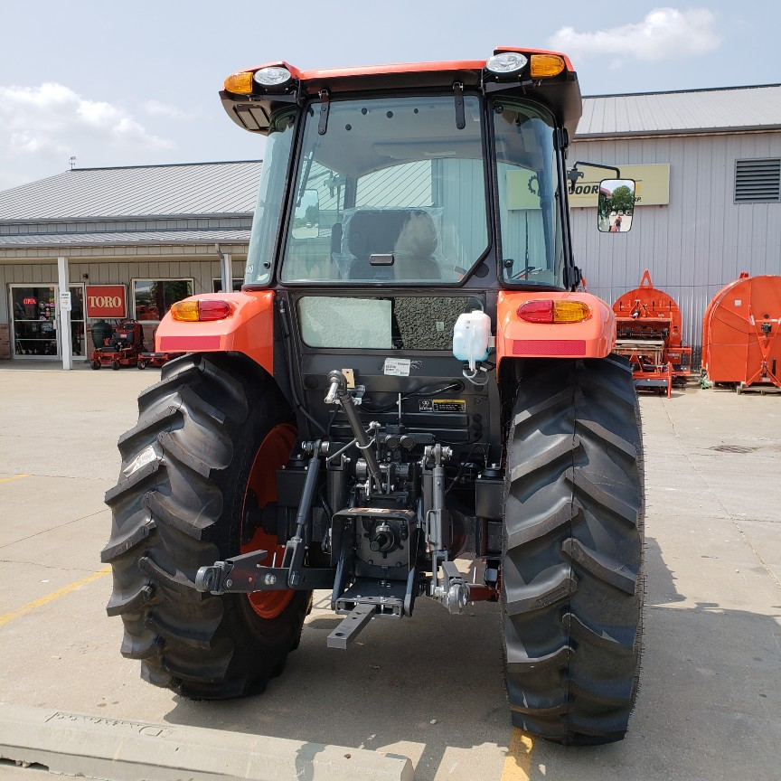 Kubota M7060 HDC 4WD for sale in Bloomington, IL  Nord