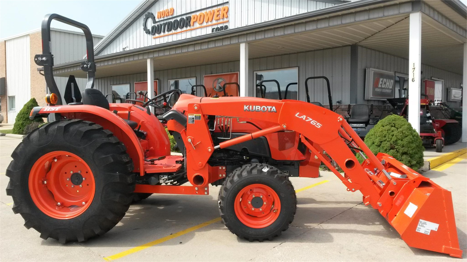 Kubota tractors for sale in kentucky - 2017 Kubota L4701 Hst 4wd Tractor For Sale In Bloomington Il Nord Outdoor Power Corp 888 309 6673
