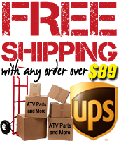 FREE Shipping with any order over $89!