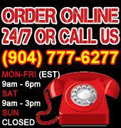 Order Online or Call Us!