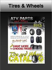 Search ATV Parts and More Tires and Wheels Catalog