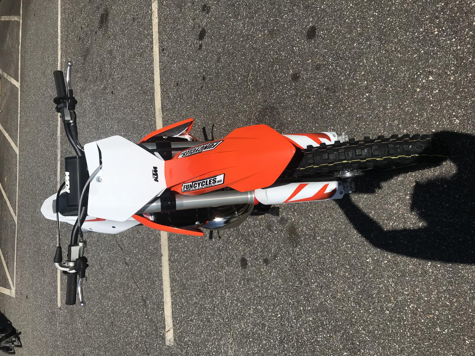 2020 KTM 250 SX for sale in VALDESE, NC  FUN CYCLES, INC