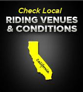 Check local riding venues and conditions >>