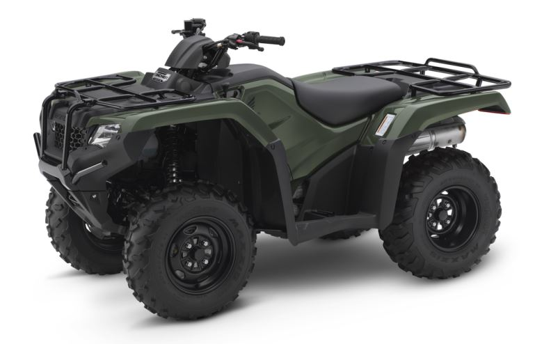 Honda 420 Rancher >> 2020 Honda Fourtrax Rancher 4x4
