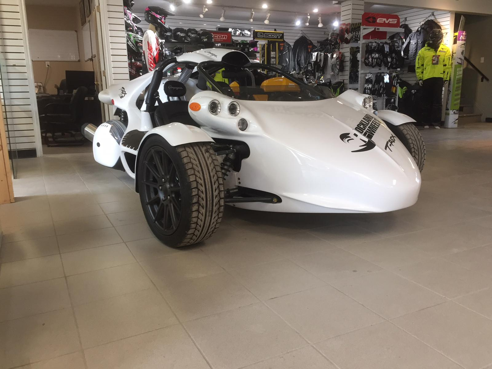 2017 Campagna T Rex 16S for sale in Rockland ON