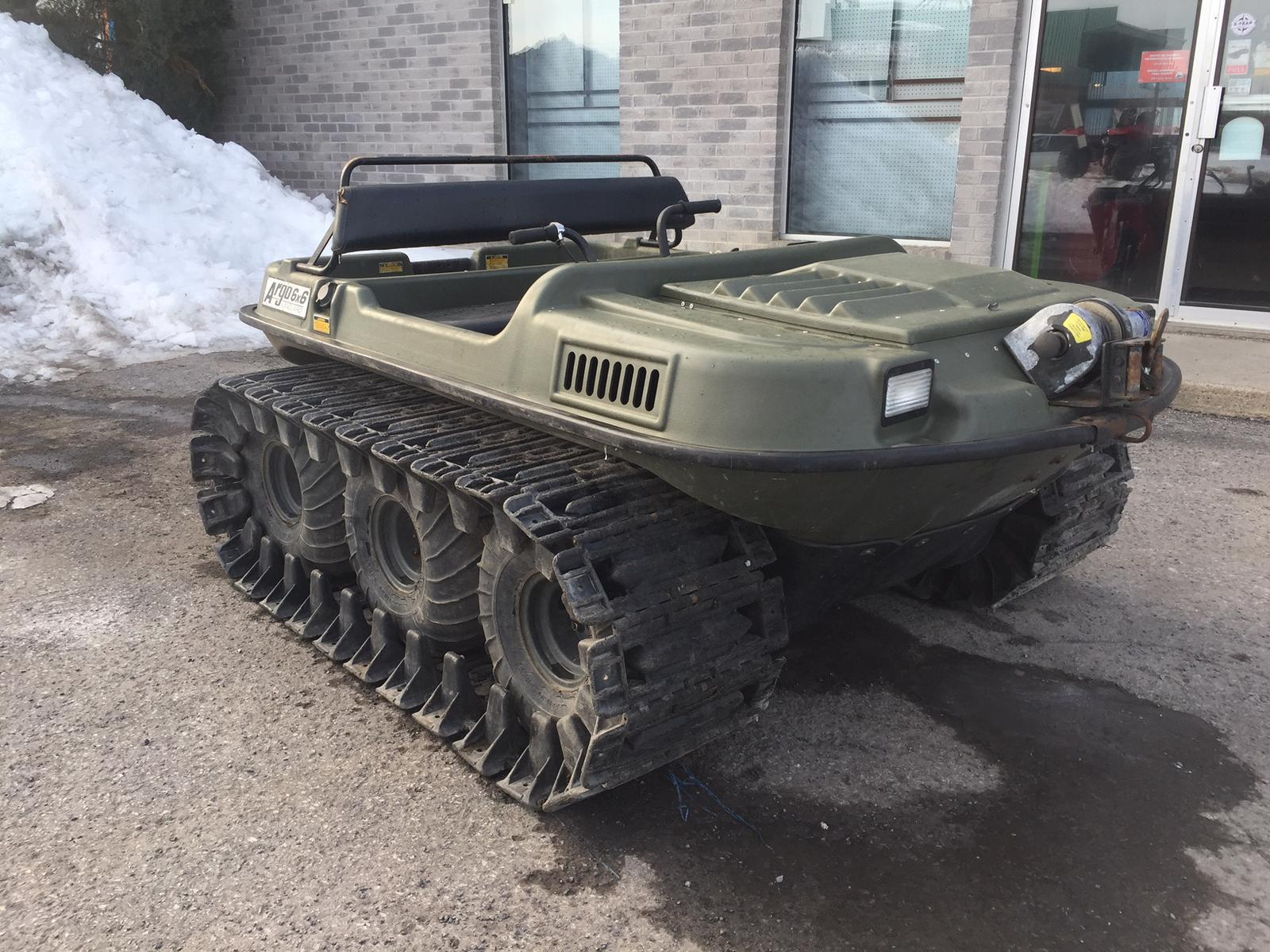 1997 ARGO VANGUARD 6X6 for sale in Rockland, ON | Rockland Wheels ...
