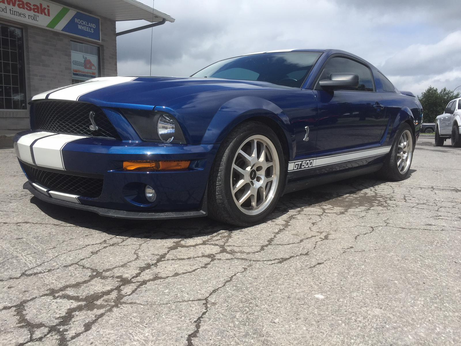 2007 Harley Davidson FORD Mustang GT500 Shelby REDUCED for sale in