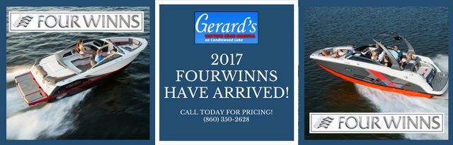 All New 2017 Four Winns Models Are Here!