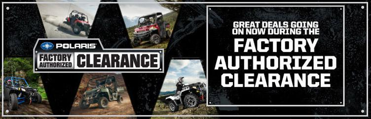 Polaris Summer Savings Event