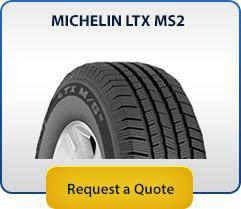 Michelin® LTX MS2