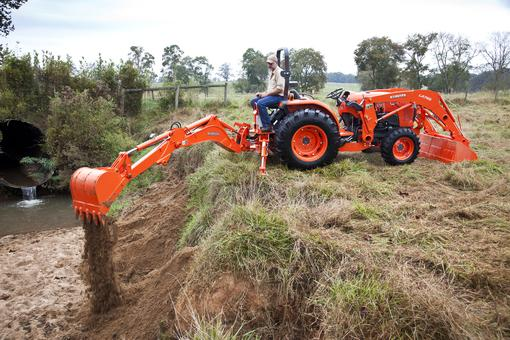 Kubota L4701DT for sale in Farmville, VA  Taylor-Forbes Equipment