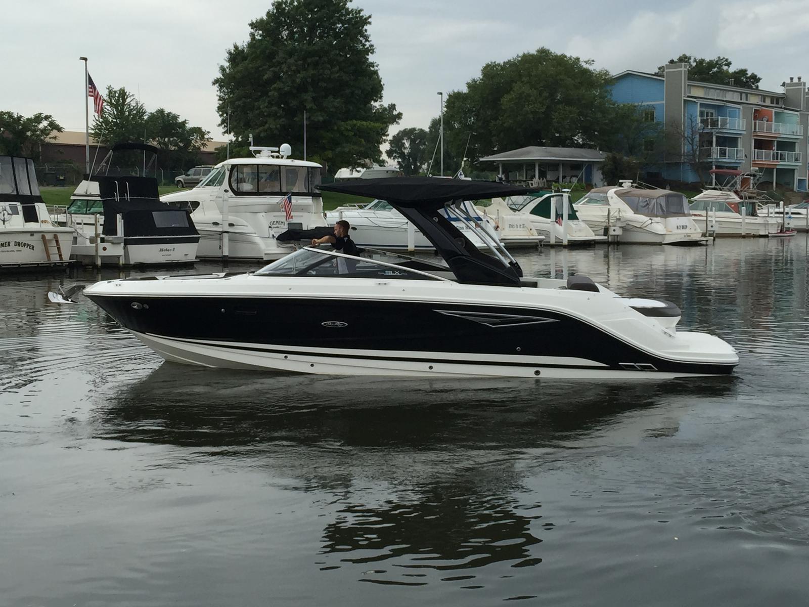 2017 SEA RAY 280 SLX for sale