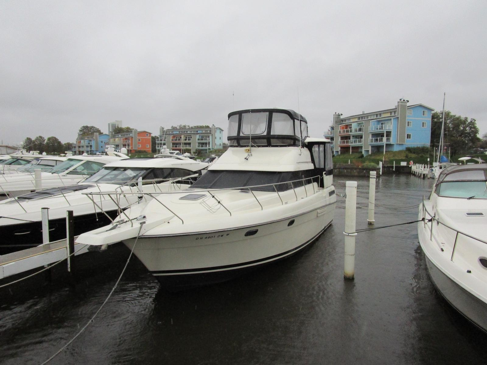 1990 SILVERTON 41 AFT CABIN for sale