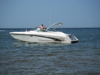 2003 FORMULA 280 BOW RIDER for sale