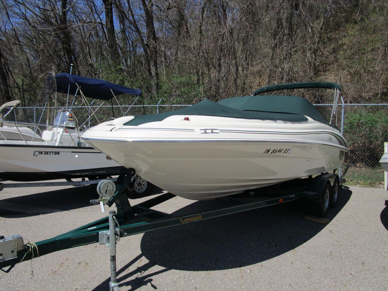 1999 SEA RAY 210 SUNDECK for sale
