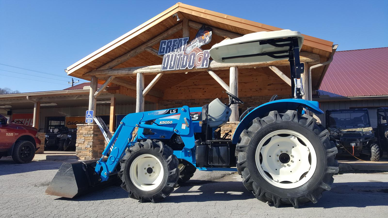 Kubota tractors for sale in kentucky - 2015 K 5055