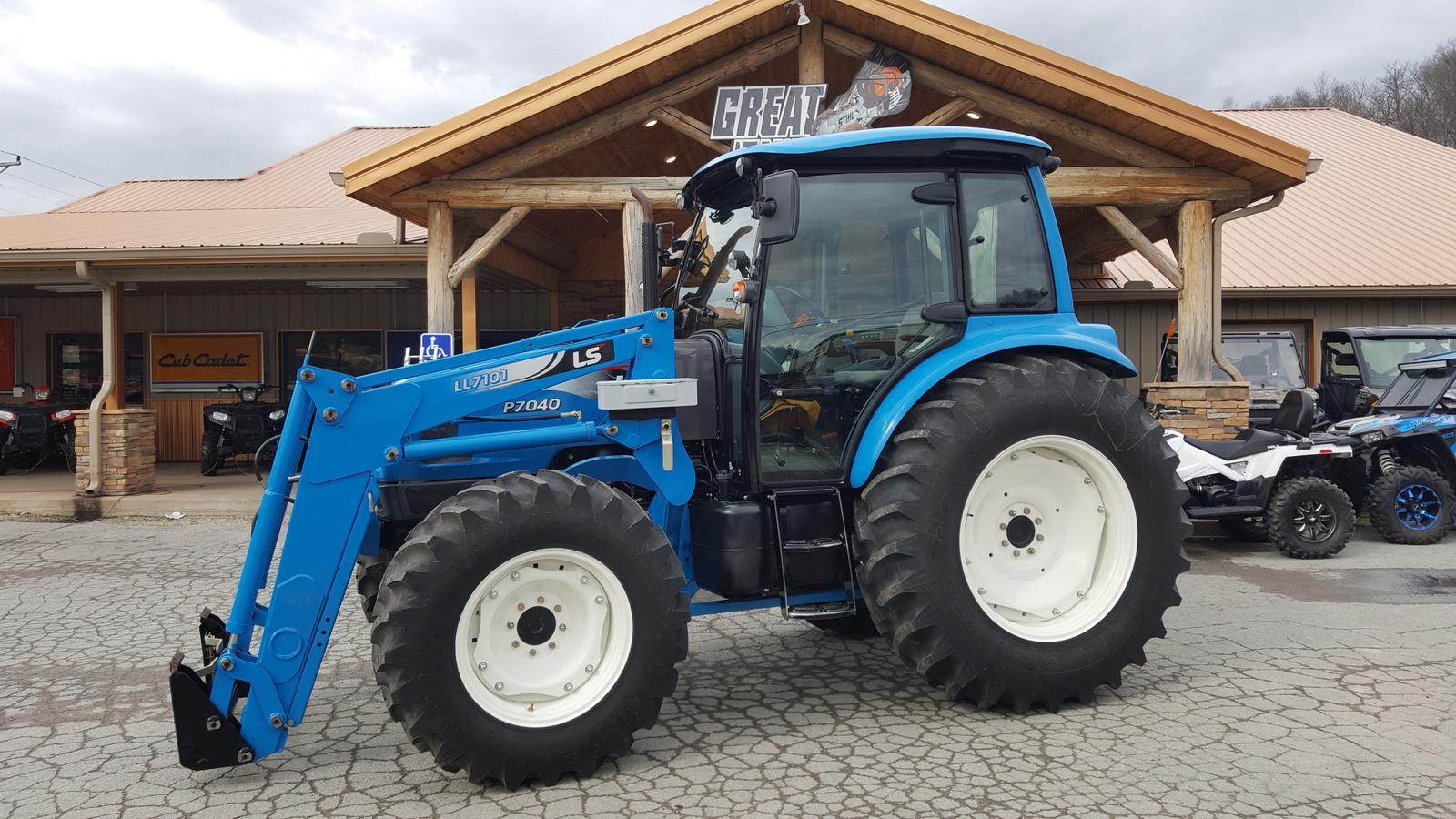 Kubota tractors for sale in kentucky - 2013