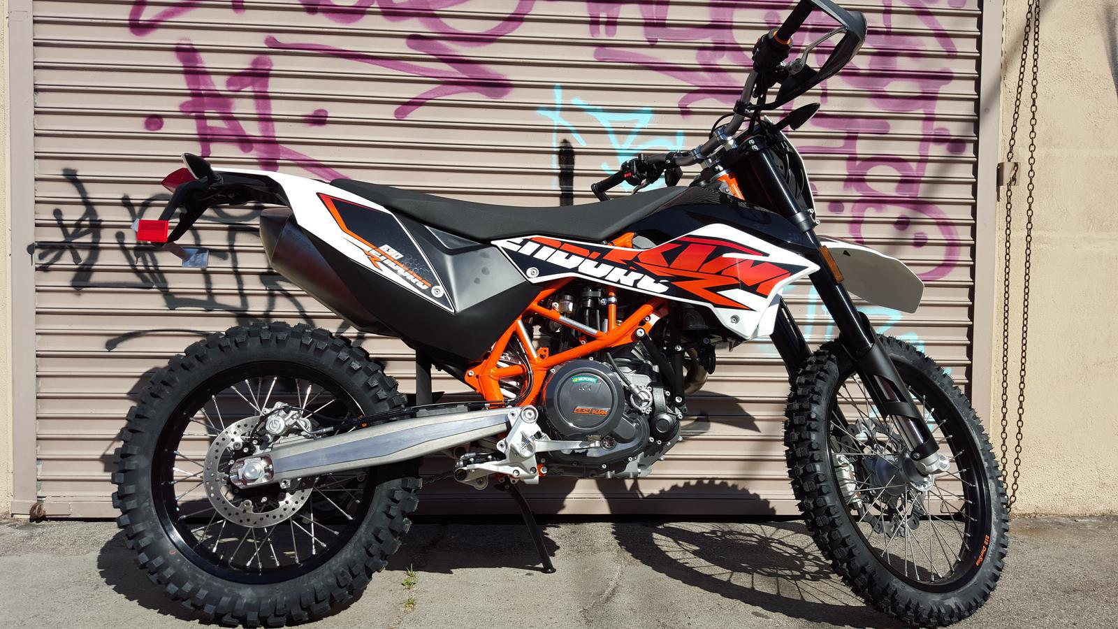 2017 ktm 690 enduro r for sale in los angeles, ca | beverly hills