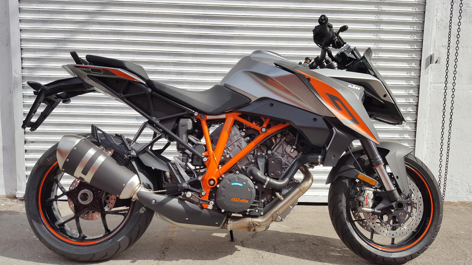 2017 ktm super duke gt for sale in los angeles, ca | beverly hills