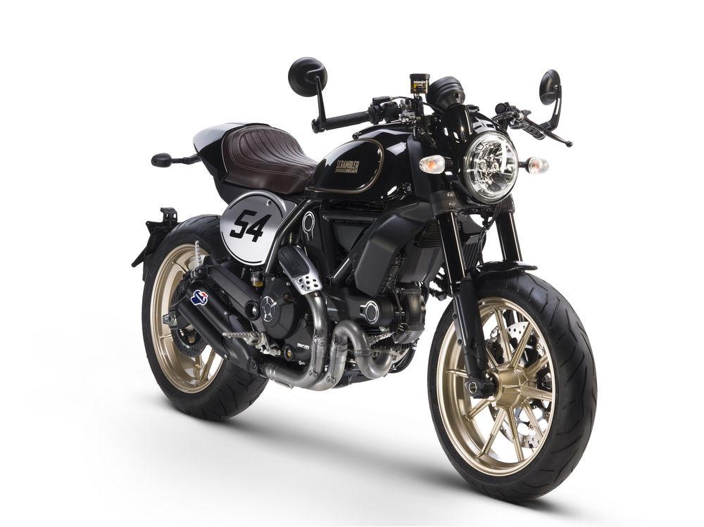 2018 Ducati Scrambler Cafe Racer For Sale In Los Angeles CA