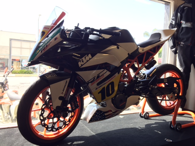 2015 ktm rc 390 cup for sale in los angeles ca beverly hills