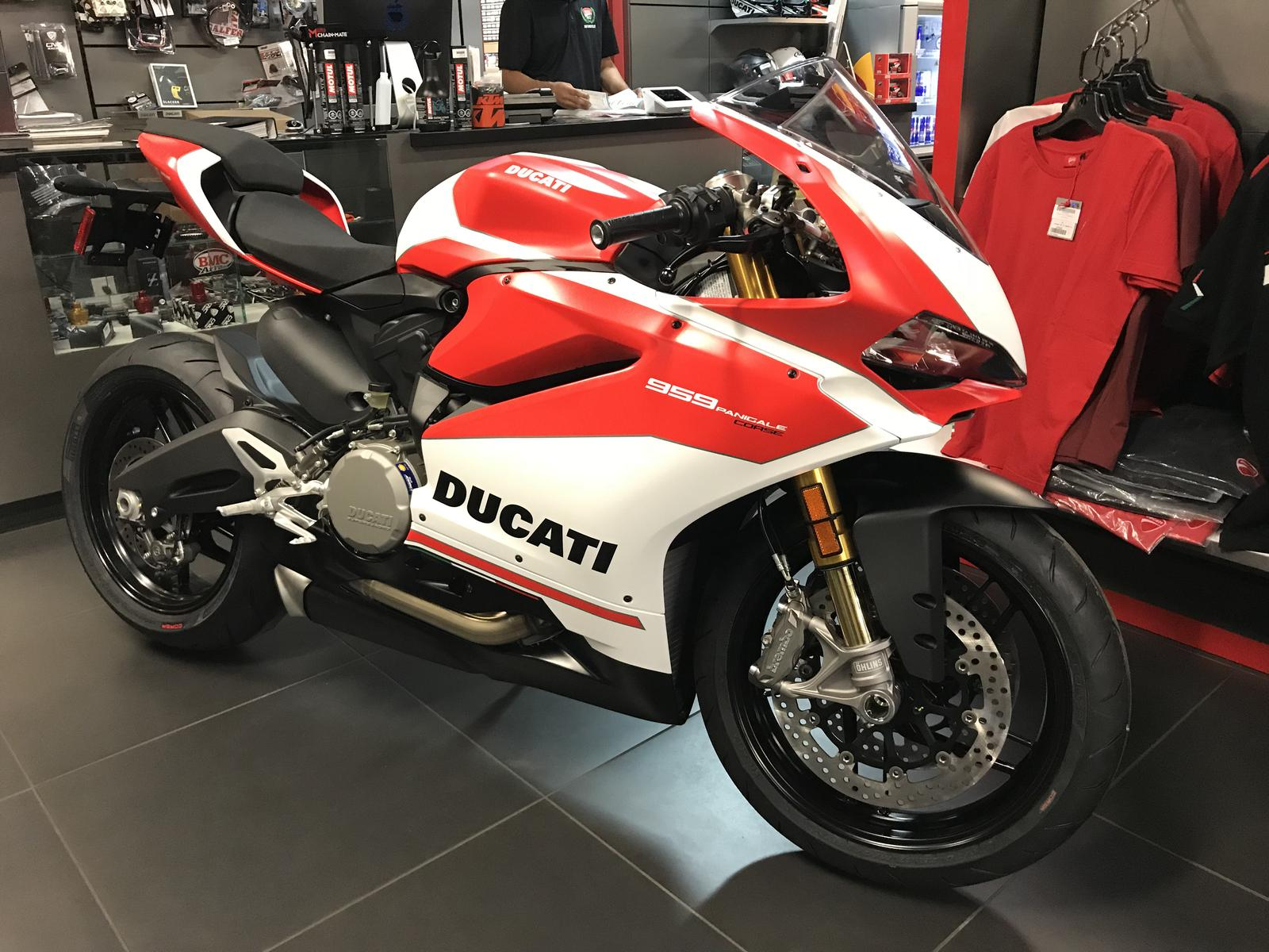 2018 Ducati 959 Panigale Corse For Sale In Los Angeles Ca Beverly
