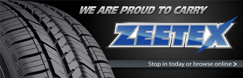 Zeetex Tires