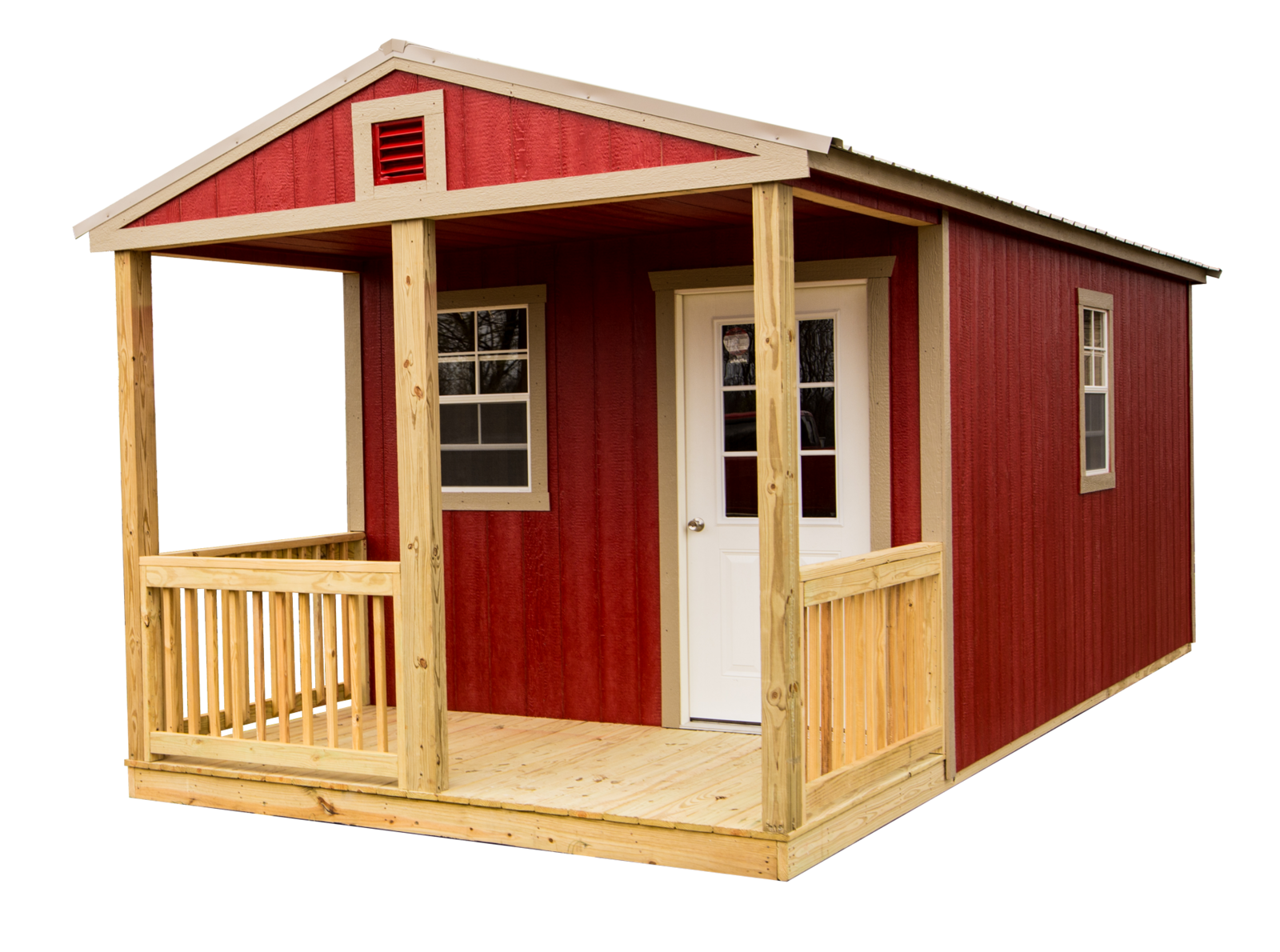 Premier Portable Buildings Cabin / Office For Sale | Lufkin (936) 225 5480