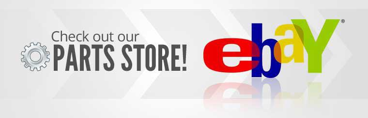 Click here to check out our eBay parts store!