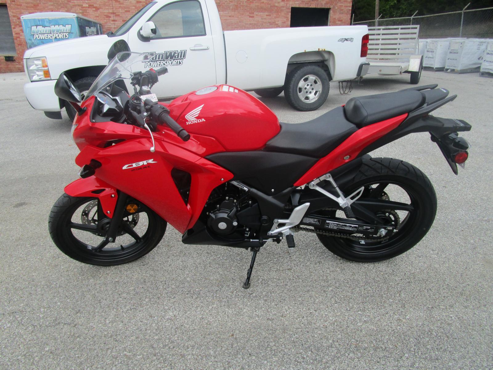 2013 Honda CBR250R For Sale In Des Moines, IA | Garvis Honda (515) 243 6943