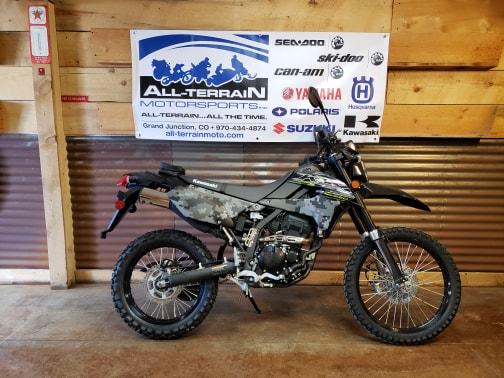 2019 Kawasaki KLX®250 Camo