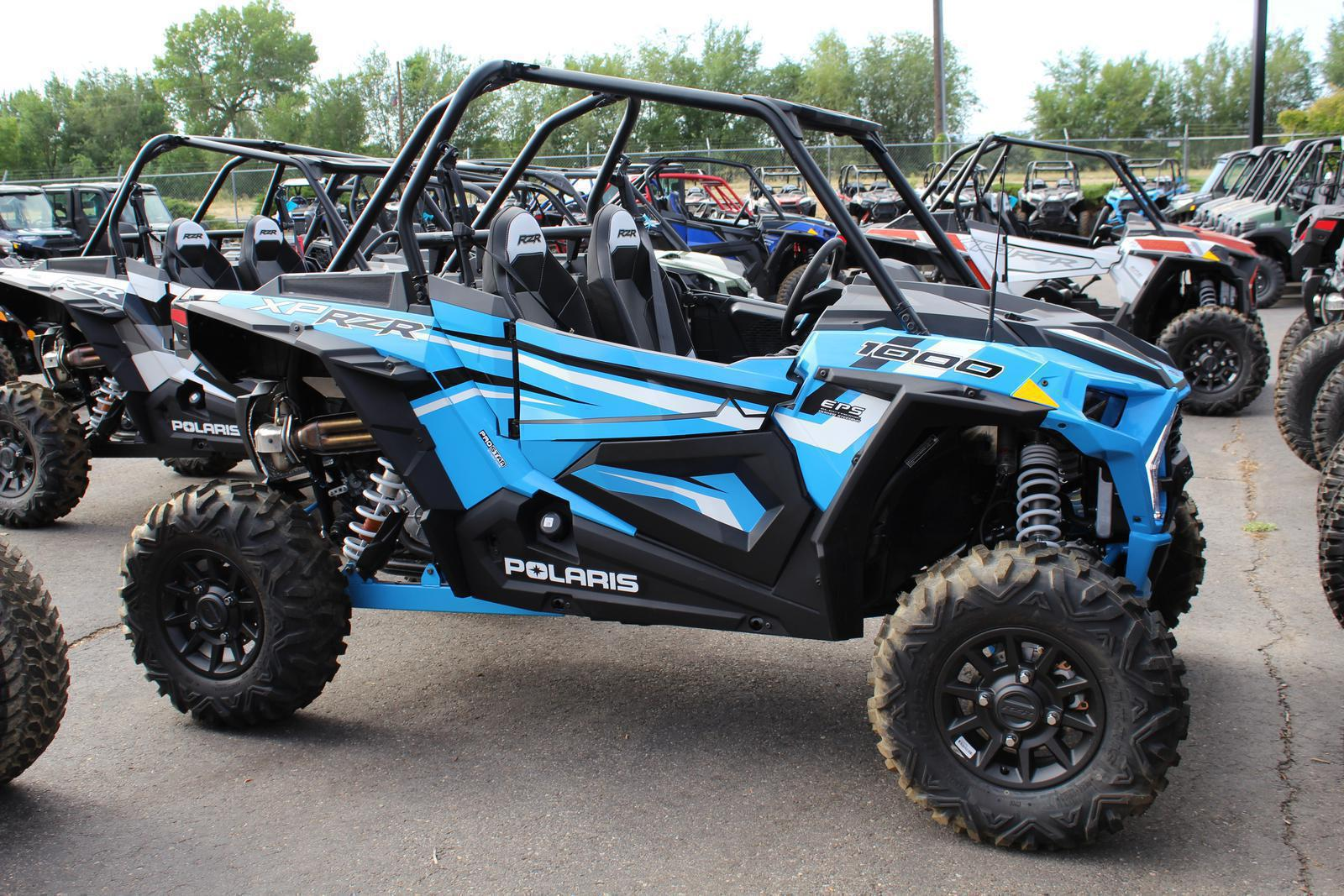 2019 Polaris Industries RZR XP® 1000 Ride Command - Sky Blue