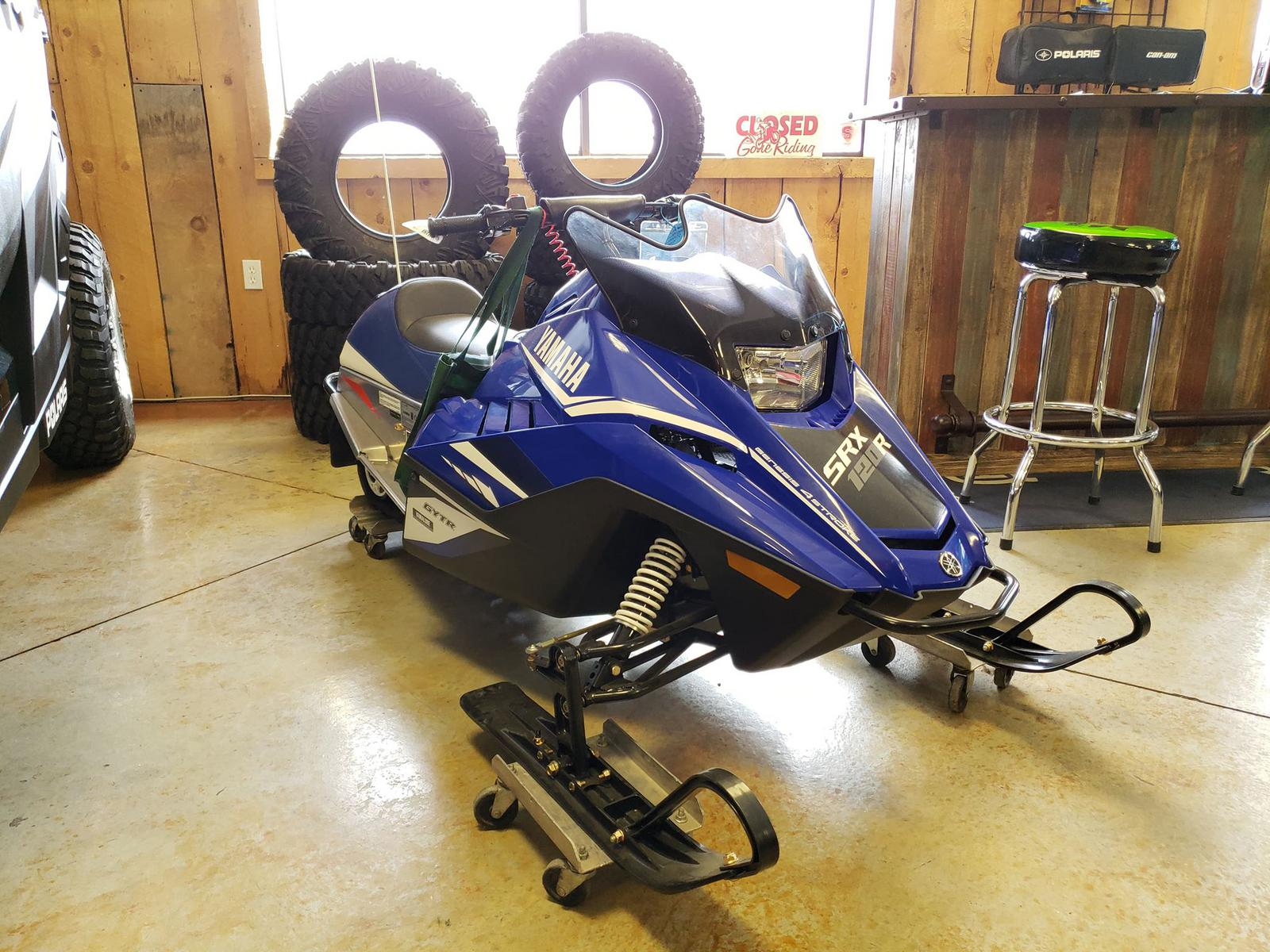 Snowmobile from TRITON and Yamaha All-Terrain Motorsports