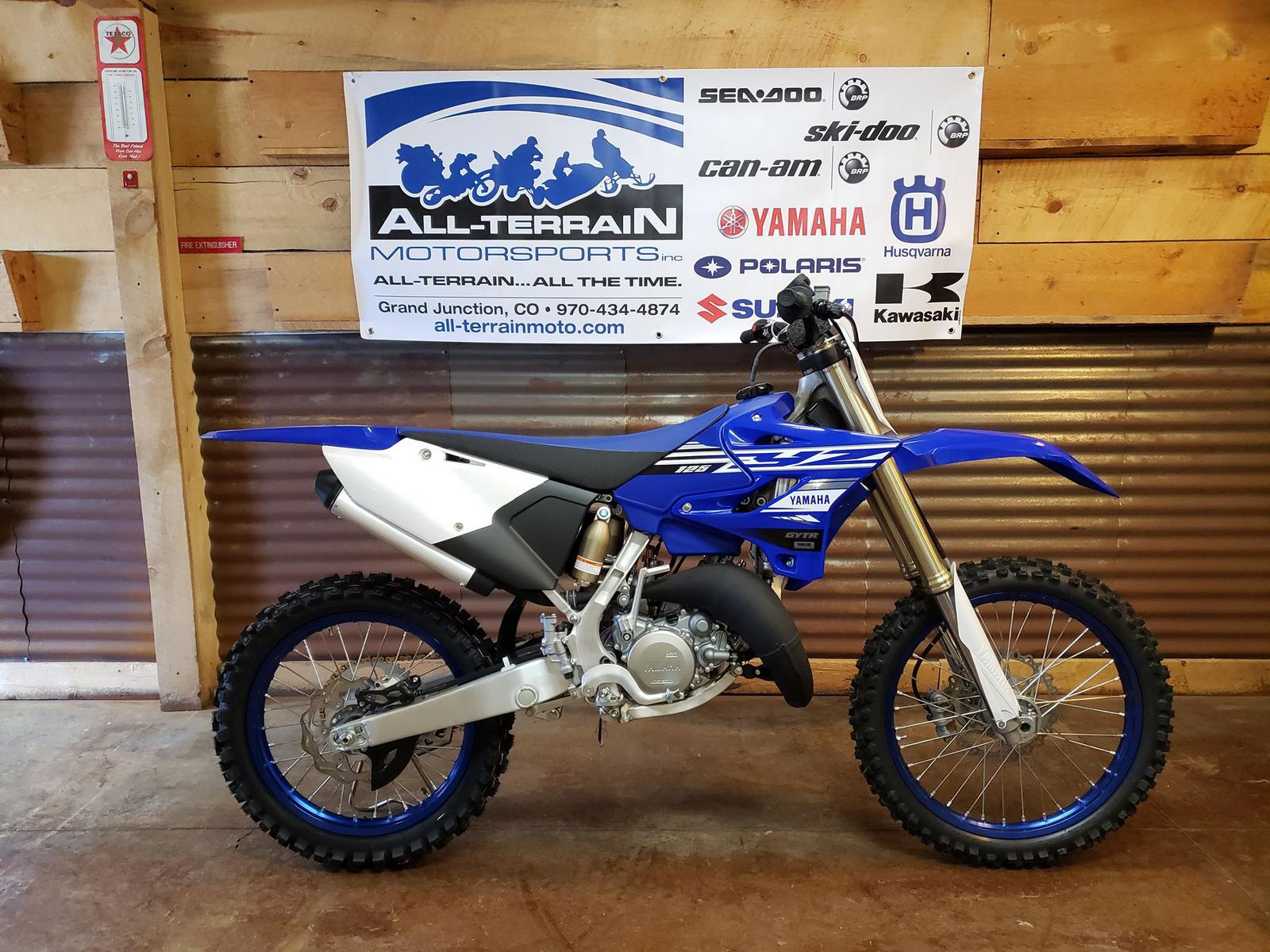 2019 Yamaha YZ125